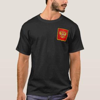 ロシア連邦COA 3 Tシャツ