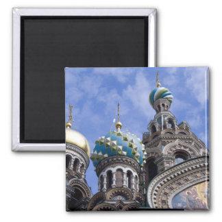 ロシア、セント・ピーターズバーグ、Nevsky Prospekt、2 マグネット