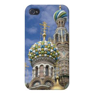 ロシア、セント・ピーターズバーグ、Nevsky Prospekt iPhone 4 Case