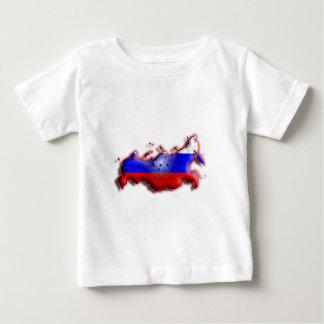 ロシア ベビーTシャツ