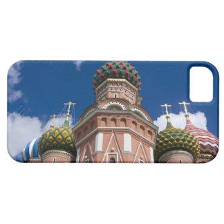 ロシア、モスクワの赤の広場。 St.ベズル2 iPhone SE/5/5s ケース