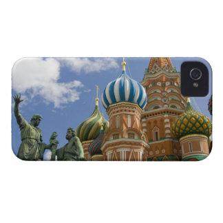 ロシア、モスクワの赤の広場。 St.ベズル3 Case-Mate iPhone 4 ケース