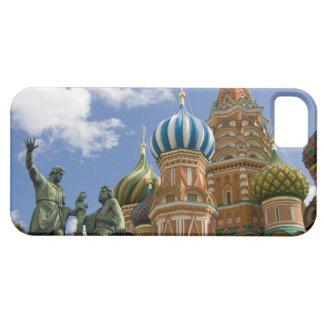 ロシア、モスクワの赤の広場。 St.ベズル3 iPhone SE/5/5s ケース