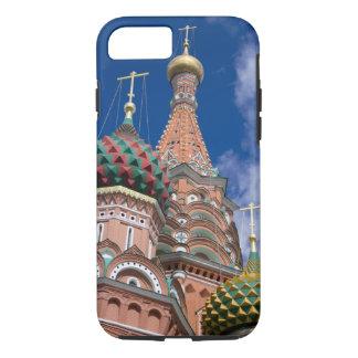 ロシア、モスクワの赤の広場。 St.ベズル5 iPhone 8/7ケース