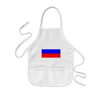 ロシア 子供用エプロン
