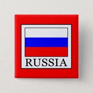 ロシア 5.1CM 正方形バッジ