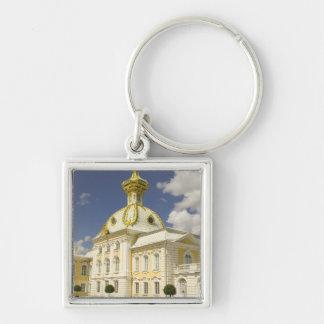 ロシア。 Petrodvorets。 Peterhof宮殿。 ピーター5 キーホルダー