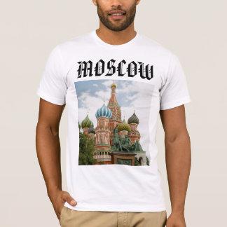 ロシアC、モスクワ Tシャツ