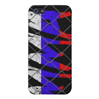 ロシアMMA 4GのiPhoneの場合 iPhone 5 ケース