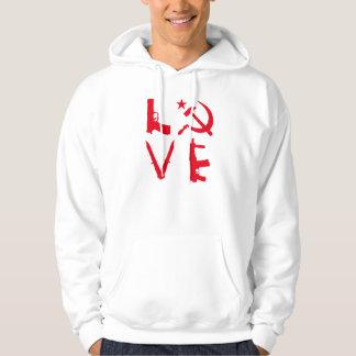 ロシアw/LOVEから パーカ