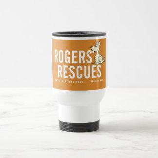 ロジャースの救助のタンブラー トラベルマグ