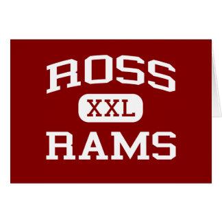 ロス-ラム-ロスの高等学校-ハミルトンオハイオ州 カード