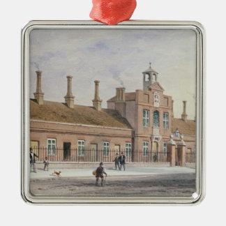 ロチェスターの列1850年のエメリーの丘の施しの家 メタルオーナメント