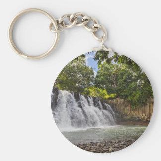 ロチェスターは滝Souillacマリシャスの落ちます キーホルダー