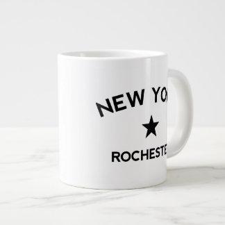 ロチェスターニューヨーク ジャンボコーヒーマグカップ