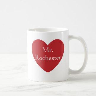 ロチェスター氏 コーヒーマグカップ