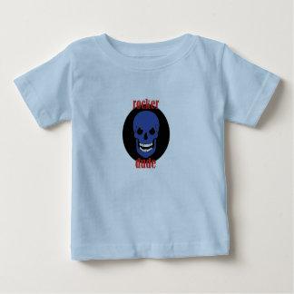 ロッカーの男 ベビーTシャツ
