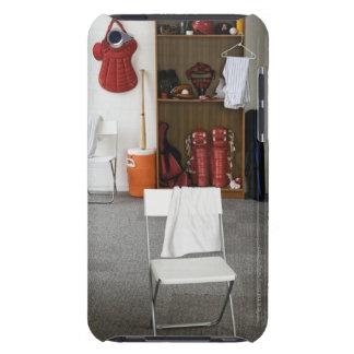 ロッカー室の野球用具 Case-Mate iPod TOUCH ケース