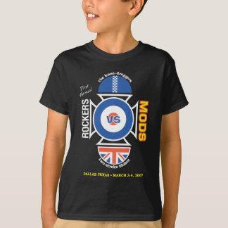 ロッカー対Mods I Tシャツ