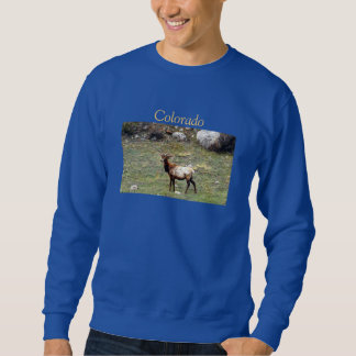 ロッキー山国立公園のスエットシャツ スウェットシャツ
