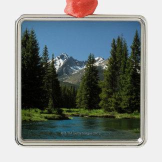 ロッキー山国立公園、コロラド州2 メタルオーナメント