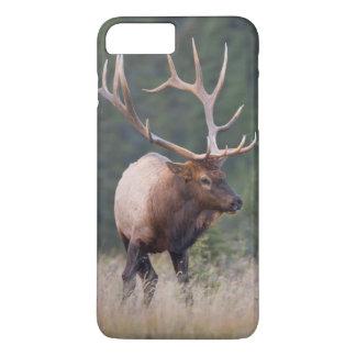 ロッキー山脈のオオシカ iPhone 8 PLUS/7 PLUSケース