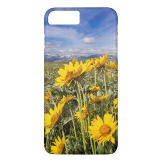 ロッキー山脈のフロントレンジ iPhone 8 PLUS/7 PLUSケース