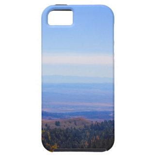 ロッキー山脈の写真のiPhone 5の堅い穹窖 iPhone SE/5/5s ケース