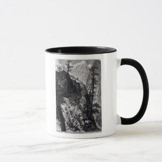 ロッキー山脈の最近発見された鉱山 マグカップ