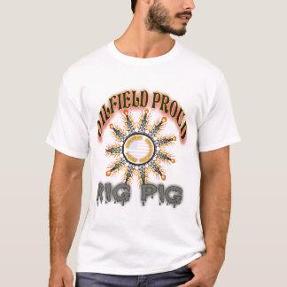 ロッキー山脈の無作法者 Tシャツ