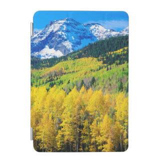 ロッキー山脈の秋 iPad MINIカバー
