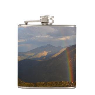 ロッキー山脈の虹 フラスク