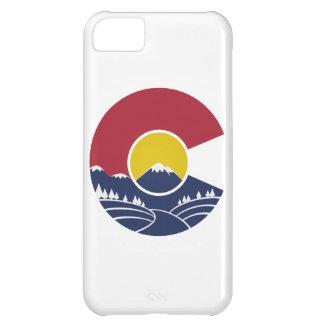 ロッキー山脈コロラド州C iPhone5Cケース