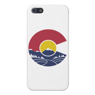 ロッキー山脈コロラド州C iPhone 5 ケース