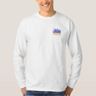 ロッキー山脈CRPS/RSD Tシャツ