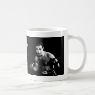 ロッキー・マルシアノのコーヒー・マグ コーヒーマグカップ