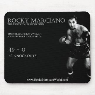 ロッキー・マルシアノのマウスパッド マウスパッド