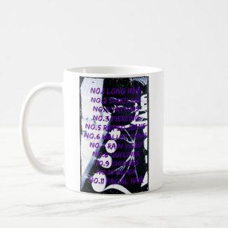 ロックスターの写真のマグの規則 コーヒーマグカップ