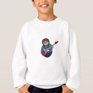 ロックスターのbabushkaのパステル スウェットシャツ
