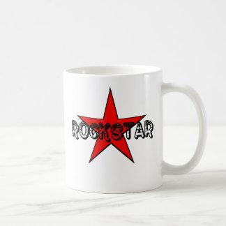 ロックスター コーヒーマグカップ