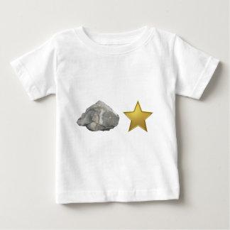 ロックスター ベビーTシャツ