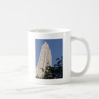 ロックフェラーの中心 コーヒーマグカップ