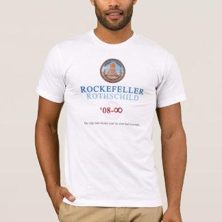 ロックフェラーRothschild 「08 Tシャツ