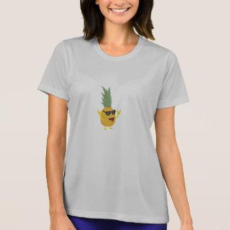 ロックンロールのパイナップル Tシャツ