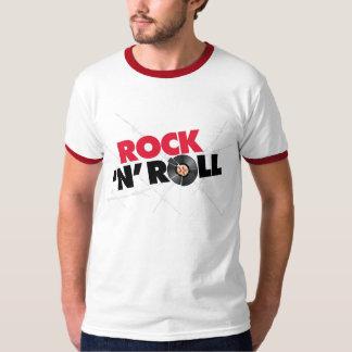 ロックンロールの人のTシャツ Tシャツ