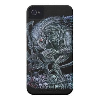 ロックンロールの宇宙モンスター Case-Mate iPhone 4 ケース