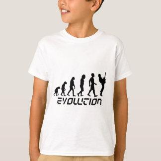 ロックンロールの進化 Tシャツ