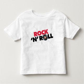 ロックンロールのTシャツ トドラーTシャツ