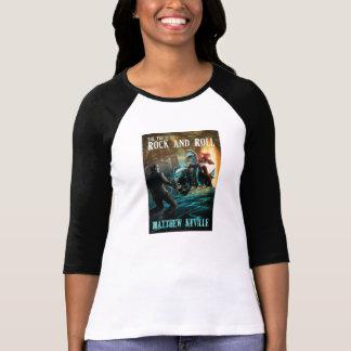 ロックンロールのTシャツ、女性の真実 Tシャツ