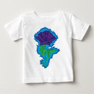 ロックンロールは上がりました ベビーTシャツ
